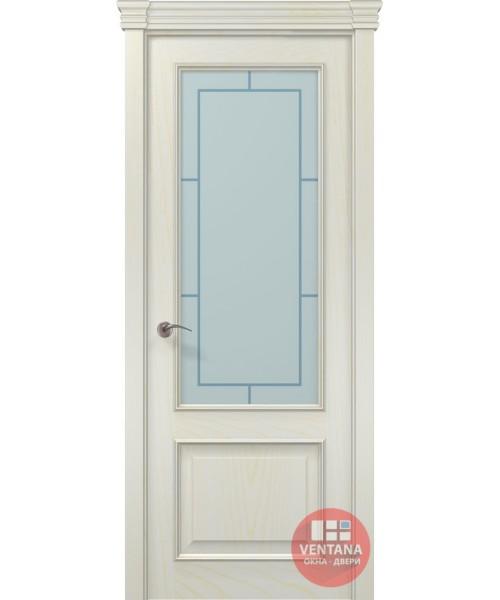 Межкомнатная дверь Папа Карло Magnolia