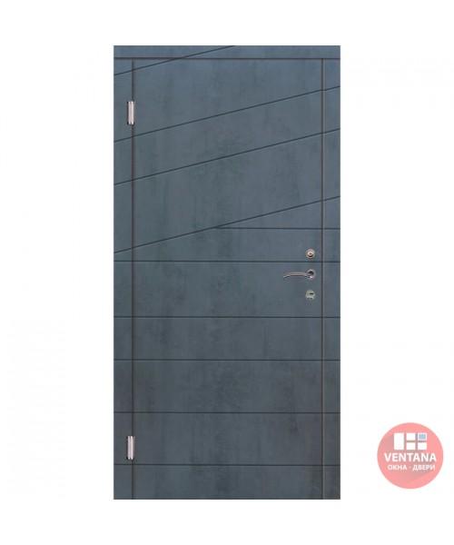 Дверь входная бронированная Portala серия Стандарт Диагональ 2