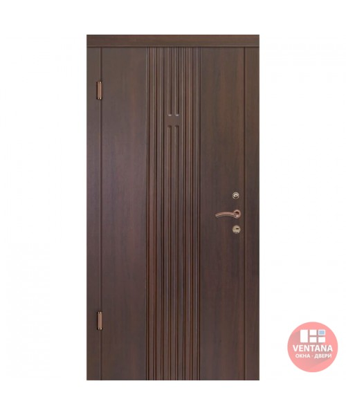 Дверь входная бронированная Portala серии Стандарт Лайн 2