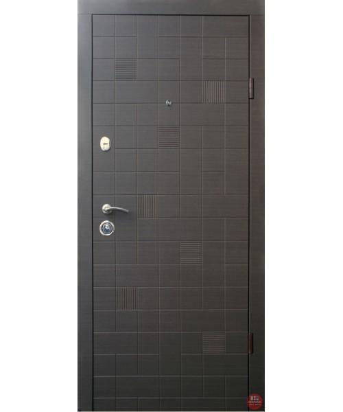 Дверь входная бронированная Qdoors Эталон Каскад