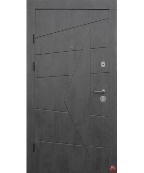 Дверь входная бронированная Qdoors Премиум Акцент