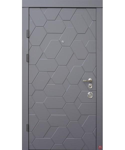 Дверь входная бронированная Qdoors Авангард Поло