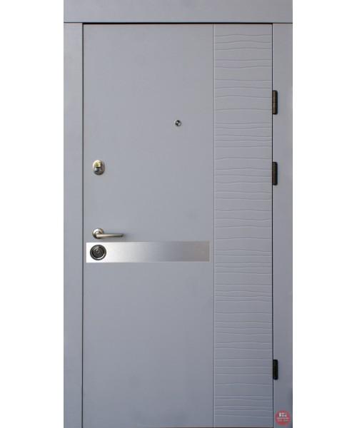 Дверь входная бронированная Qdoors Премиум Делла-Al