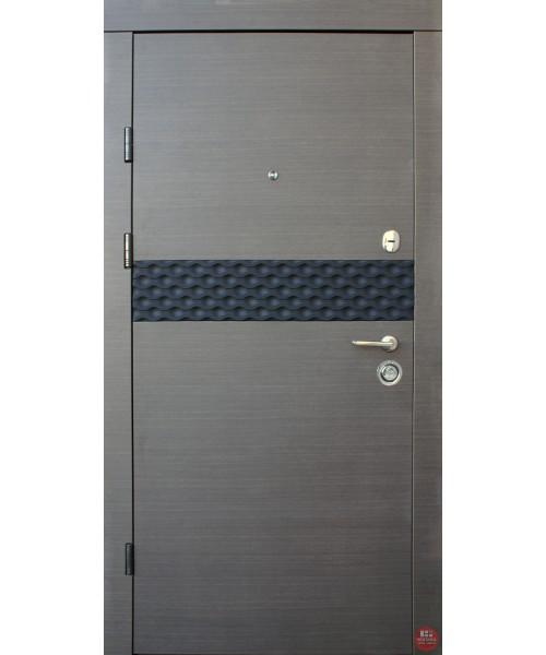 Дверь входная бронированная Qdoors Премиум Сити-М
