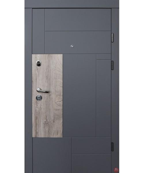 Дверь входная бронированная Qdoors Ультра Прайм-М