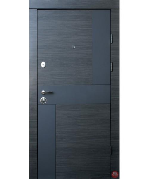 Дверь входная бронированная Qdoors Премиум Стиль-М