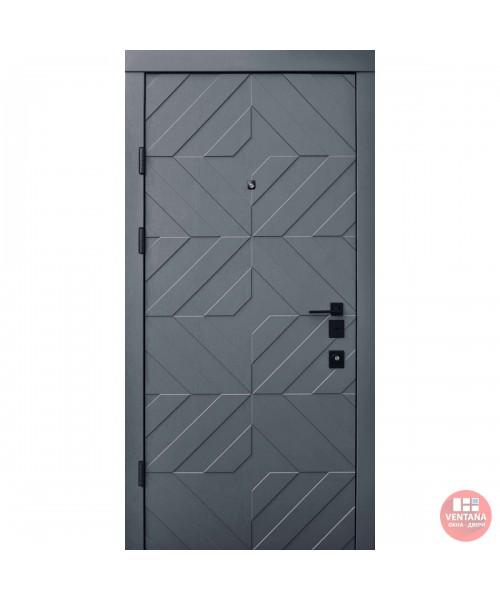 Дверь входная бронированная Qdoors Авангард Тиффани