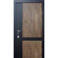 Дверь входная бронированная Qdoors Авангард Франк-М