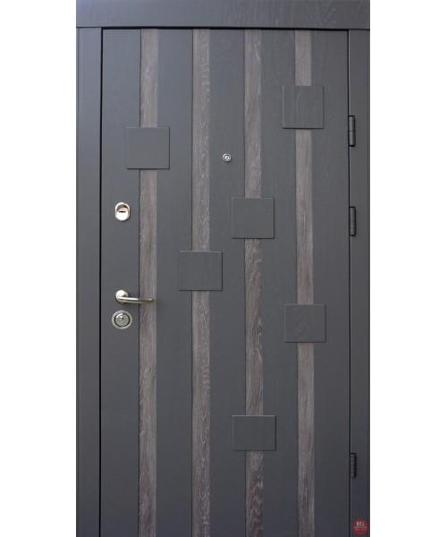 Дверь входная бронированная Qdoors Ультра Рондо