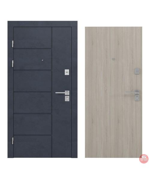 Дверь входная бронированная RODOS LNZ 002