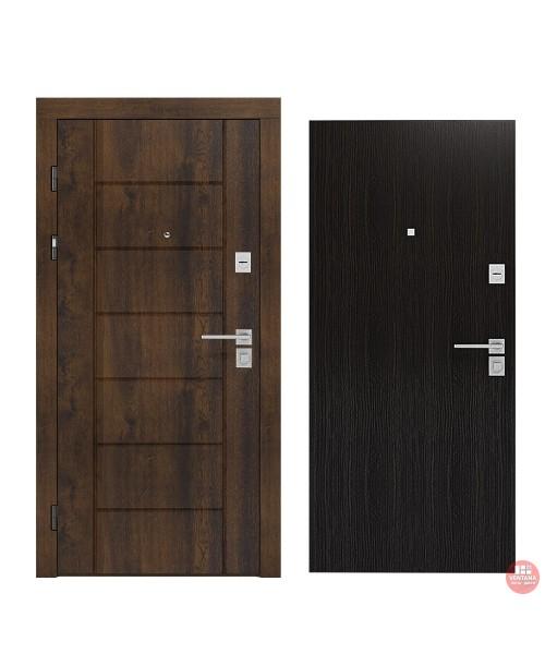 Дверь входная бронированная RODOS LNZ 004