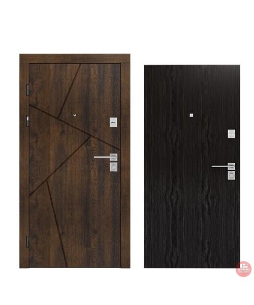 Дверь входная бронированная RODOS LNZ 006