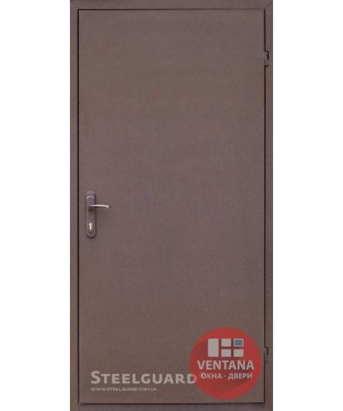 Дверь входная бронированная Steelguard Серия TECH 161