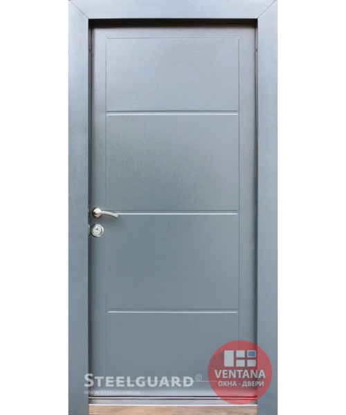 Дверь входная бронированная Steelguard Серия ANTIFROST 20 AV 3