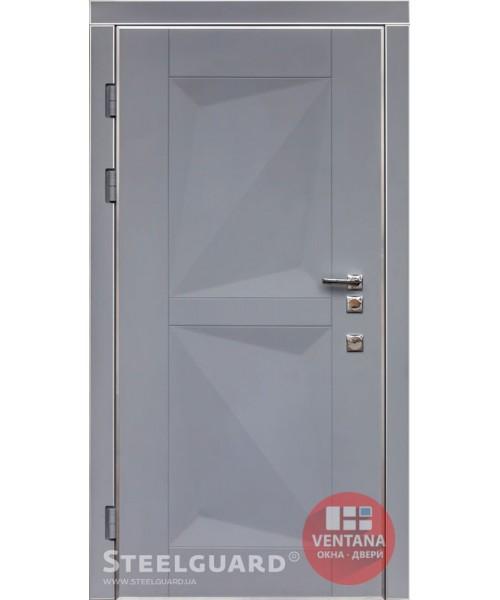 Дверь входная бронированная Steelguard Серия SOLID Diamond