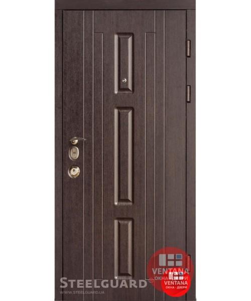 Дверь входная бронированная Steelguard Серия SOLID Fort