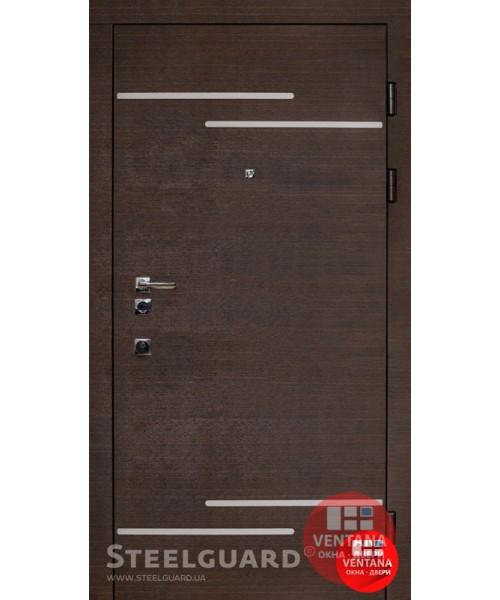 Дверь входная бронированная Steelguard Серия SOLID Rizor