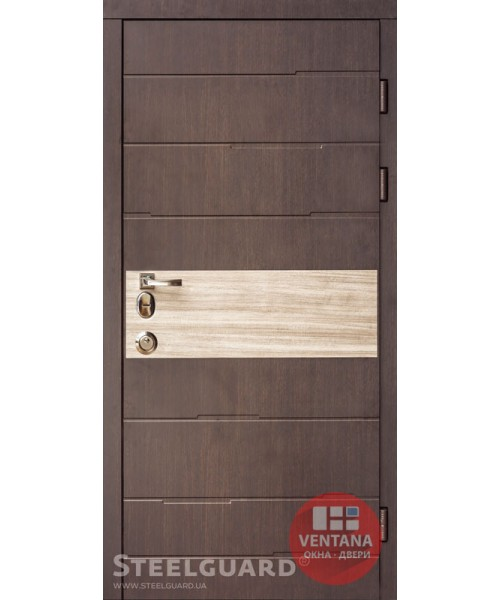 Дверь входная бронированная Steelguard Серия SOLID Sten