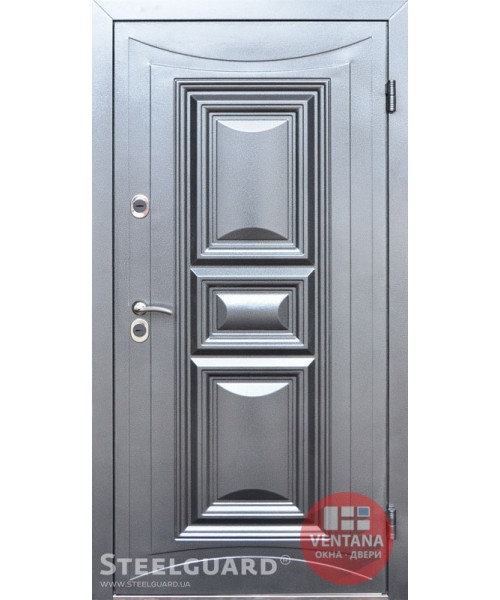 Дверь входная бронированная Steelguard Серия ANTIFROST 20 Termoskin