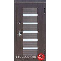 Дверь входная бронированная Steelguard Серия MAXIMA Milano