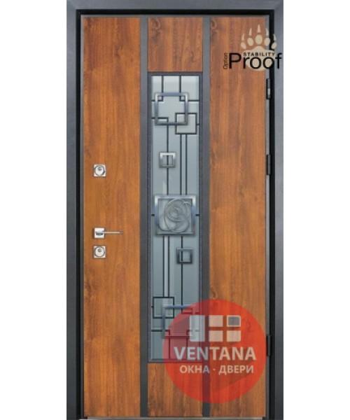 Дверь входная бронированная Страж коллекция Stability Proof Alfa