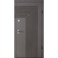 Дверь входная бронированная Berez Mokko