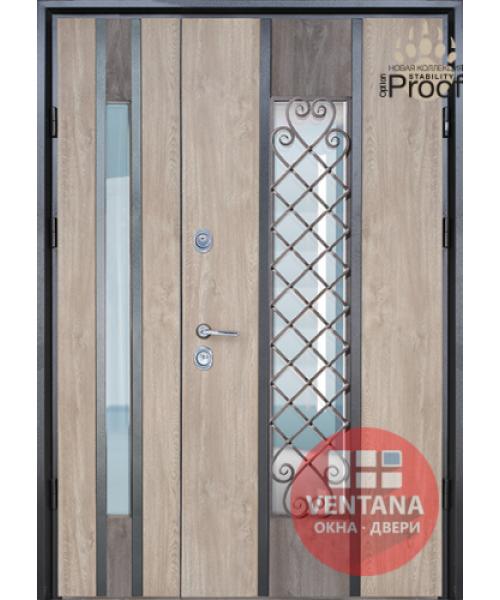 Дверь входная бронированная Страж коллекция Stability Proof 1.5 Classe Rio
