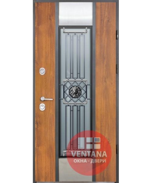 Дверь входная бронированная Страж коллекция Stability Proof Leon