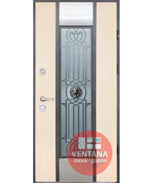 Дверь входная бронированная Страж коллекция  Stability Proof Leon 2