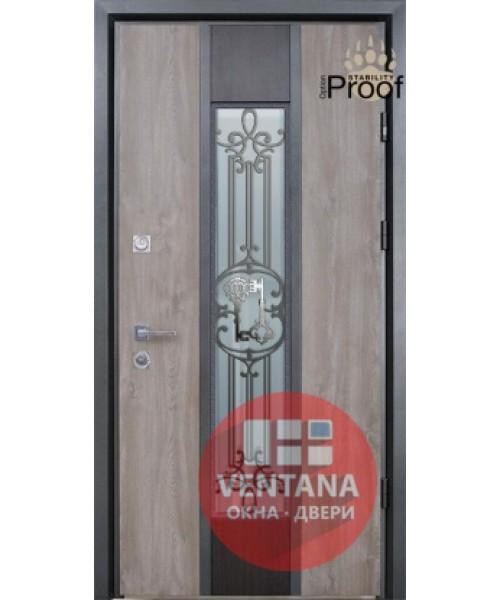 Дверь входная бронированная Страж коллекция Stability Proof Llaves