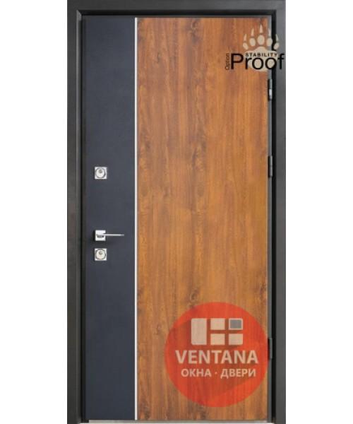 Дверь входная бронированная Страж коллекция Stability Proof Party BZ