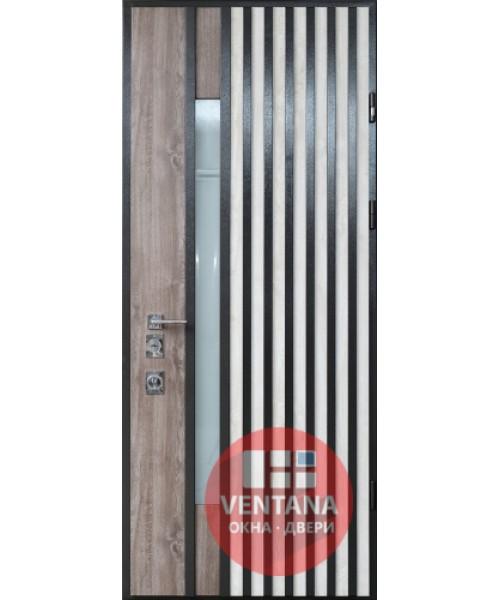 Дверь входная бронированная Страж коллекция Stability Proof  Рио Z Loft