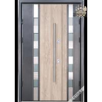 Дверь входная бронированная Страж коллекция Stability Proof 1.5 Riva P Double