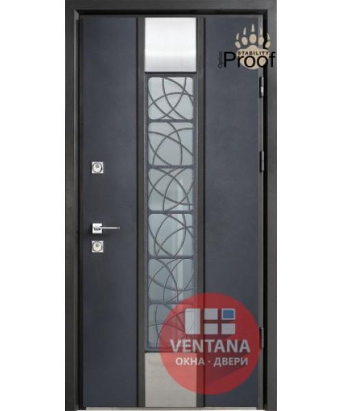 Дверь входная бронированная Страж коллекция Stability Proof   Space