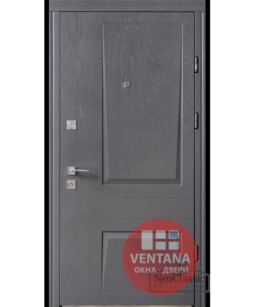 Дверь входная бронированная Страж коллекции NeoClassic Vodaria