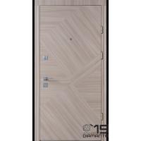 Дверь входная бронированная Страж коллекции Geometry Suprema