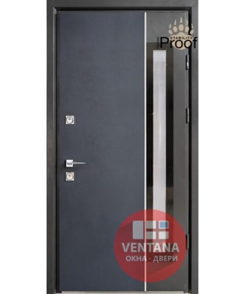 Дверь входная бронированная Страж коллекция Stability Proof Vetro