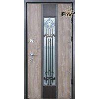Дверь входная бронированная Страж коллекция Galiere Proof Bolonia