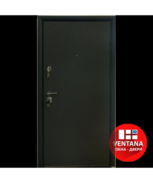 Дверь входная бронированная VERY DVERI Грей (серия «Коттедж»)