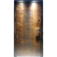 Дверь входная бронированная VERY DVERI Кедр (серия «Коттедж»)