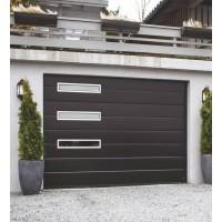 Гаражные ворота Ryterna Секционные гаражные ворота Ryterna 2750х2250