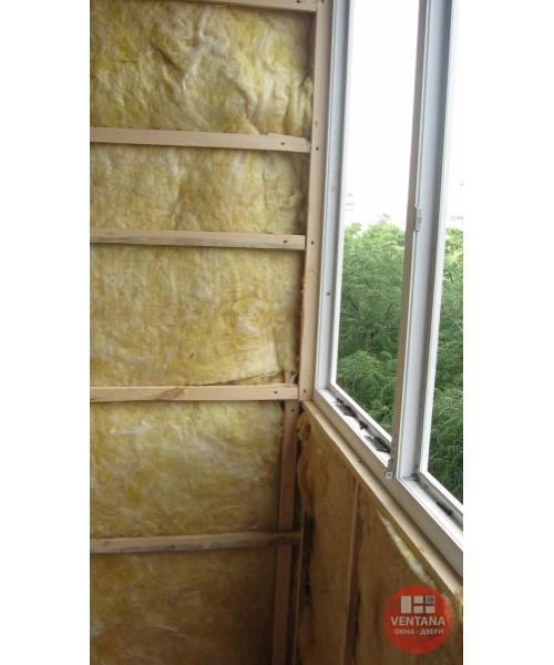 Балкон Утепление балконов